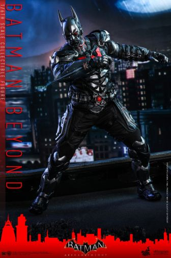 Hot Toys - Arkham Knight - Batman Beyond - 08