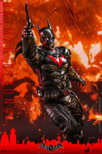 Hot Toys - Arkham Knight - Batman Beyond - 15