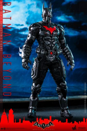 Hot Toys - Arkham Knight - Batman Beyond - 16