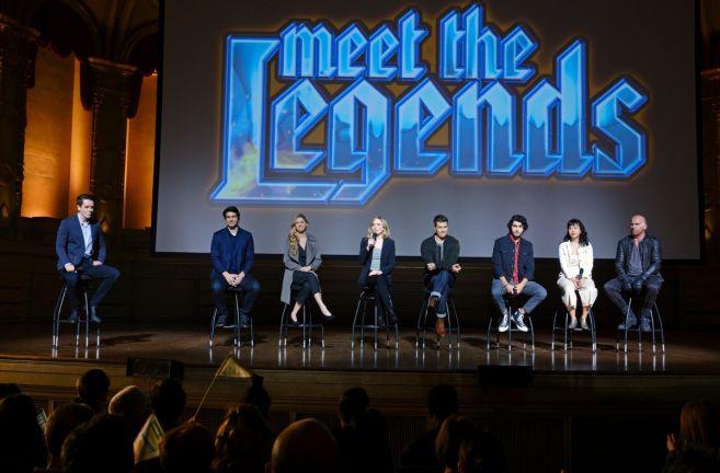 Legends of Tomorrow - Season 5 - Ep 01 - 11
