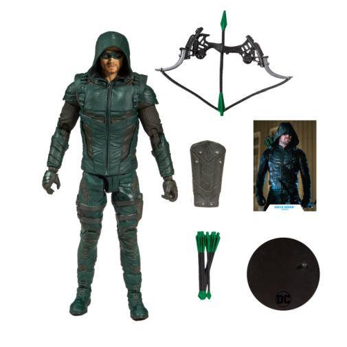 McFarlane Toys - DC Multiverse - Arrow - Arrow Action Figure - 05