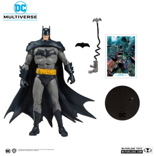 McFarlane Toys - DC Multiverse - Batman - Detective 1000 - Batman Action Figure - 05