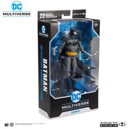 McFarlane Toys - DC Multiverse - Batman - Detective 1000 - Batman Action Figure - 07
