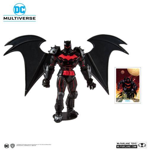 McFarlane Toys - DC Multiverse - Batman - Hellbat Suit Action Figure - 01