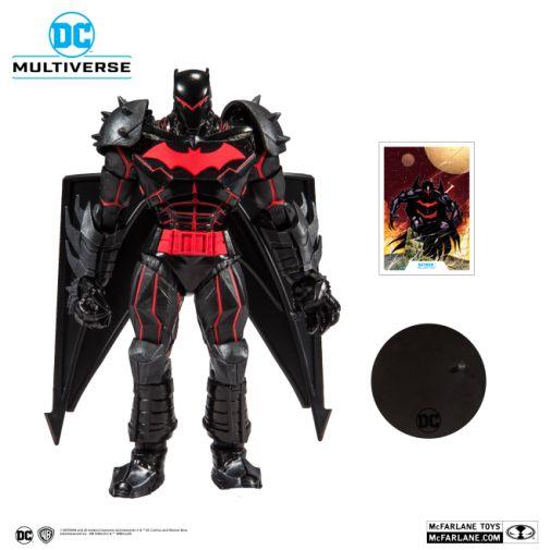 McFarlane Toys - DC Multiverse - Batman - Hellbat Suit Action Figure - 05