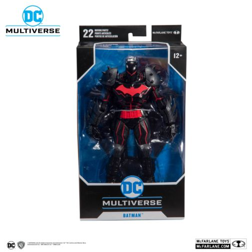 McFarlane Toys - DC Multiverse - Batman - Hellbat Suit Action Figure - 06