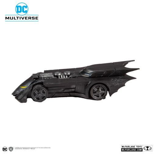 McFarlane Toys - DC Multiverse - Batmobile Build-a-Figure - 04