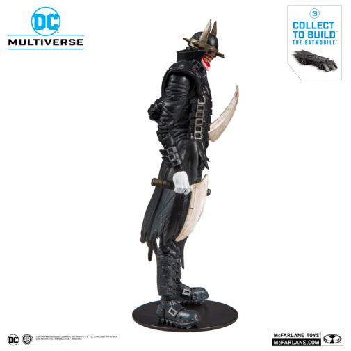 McFarlane Toys - DC Multiverse - Batmobile Build-a-Figure - The Batman Who Laughs Action Figure - 04
