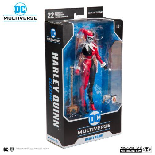 McFarlane Toys - DC Multiverse - Harley Quinn - Batman the Animated Series - Harley Quinn Action Figure - 07