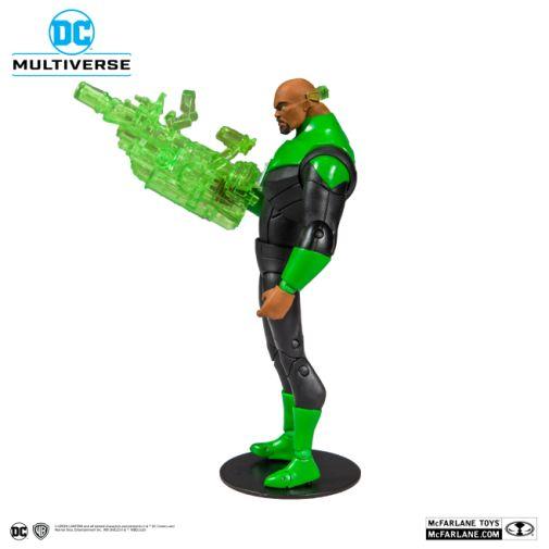 McFarlane Toys - DC Multiverse - Justice League - John Stewart Green Lantern Action Figure - 02