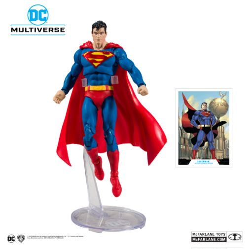 McFarlane Toys - DC Multiverse - Superman - Action Comics 1000 - Superman Action Figure - 01