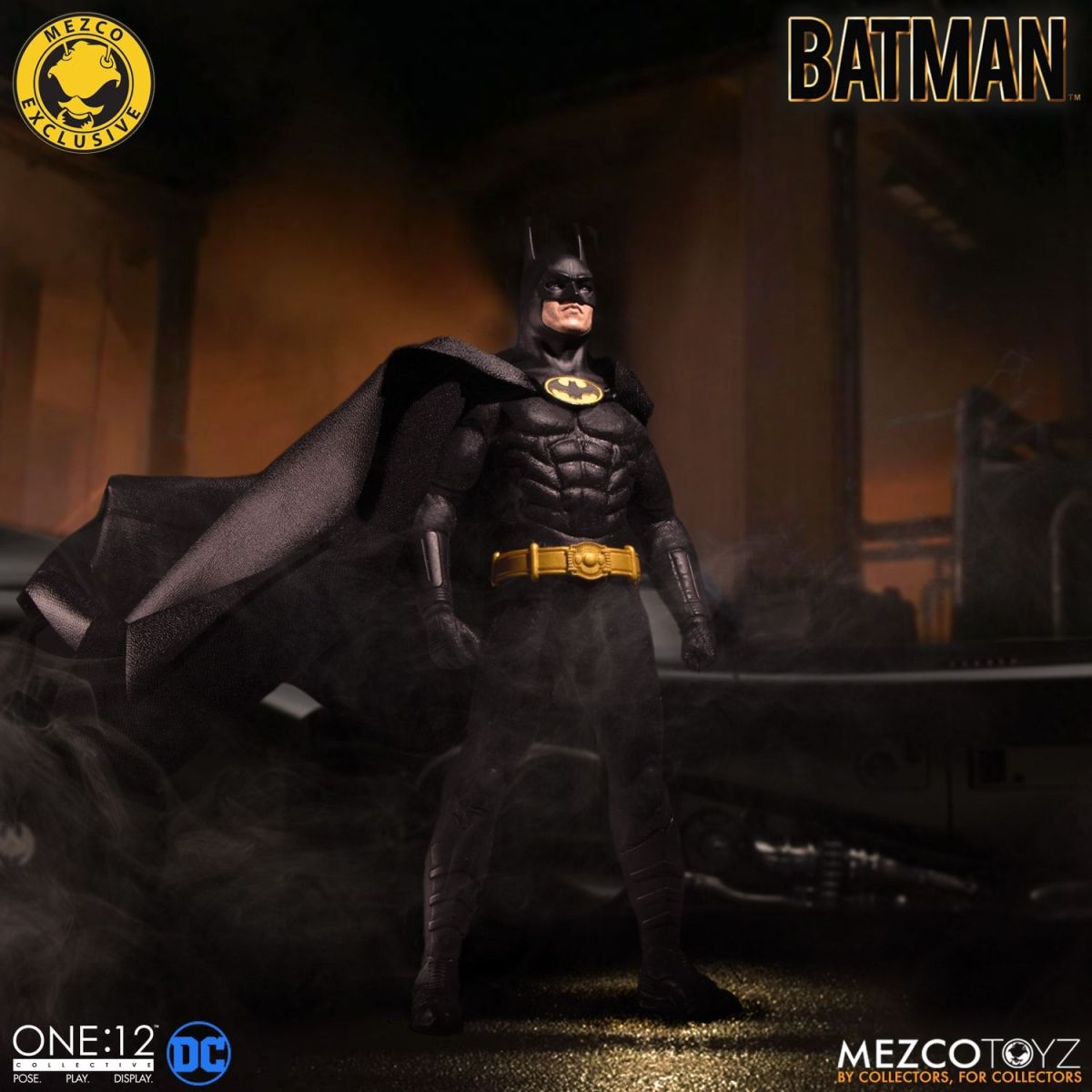 Mezco Opens Preorders For One 12 Collective Batman 1989 Edition
