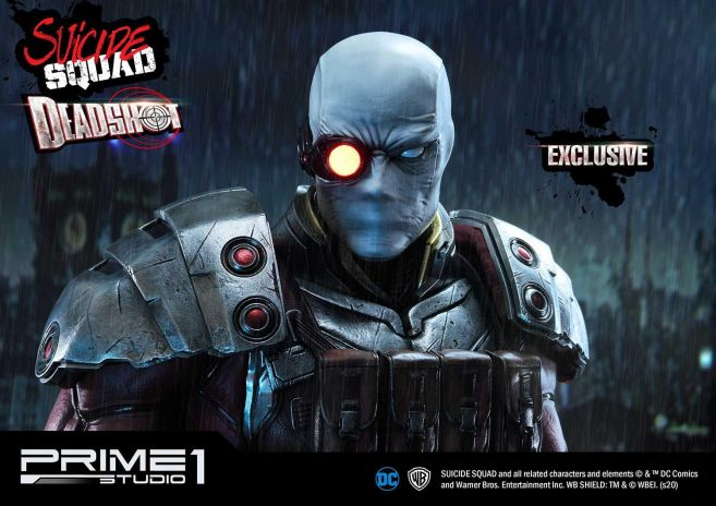 Prime 1 Studio - Batman - Deadshot - 02