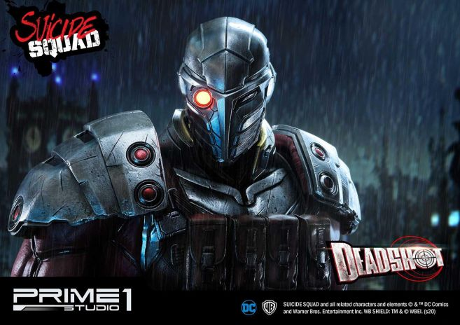 Prime 1 Studio - Batman - Deadshot - 09