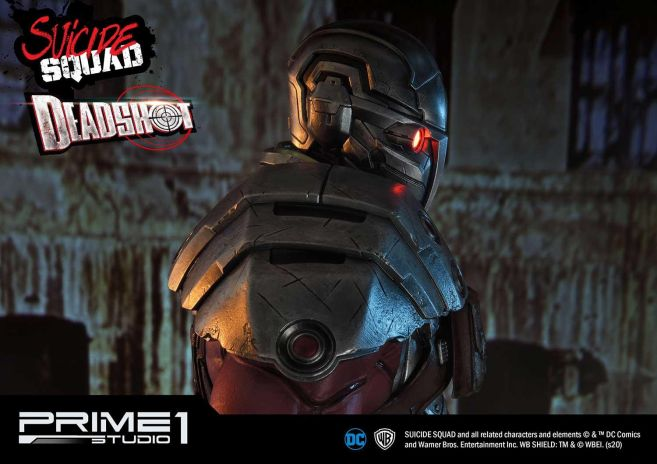 Prime 1 Studio - Batman - Deadshot - 12