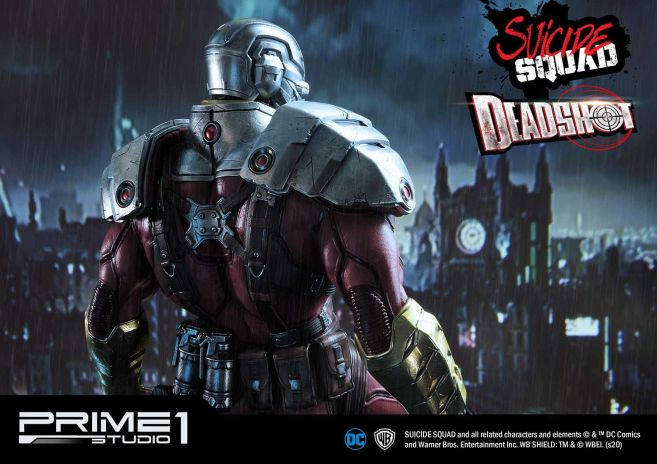 Prime 1 Studio - Batman - Deadshot - 14