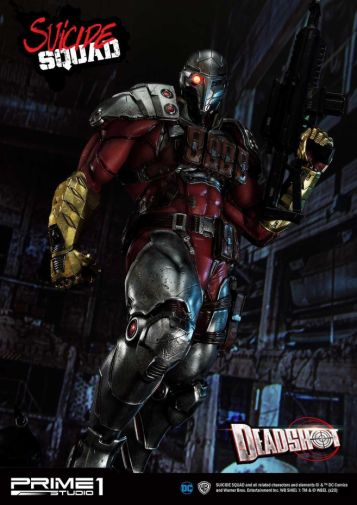 Prime 1 Studio - Batman - Deadshot - 25