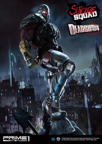 Prime 1 Studio - Batman - Deadshot - 29