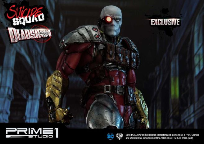 Prime 1 Studio - Batman - Deadshot - 38