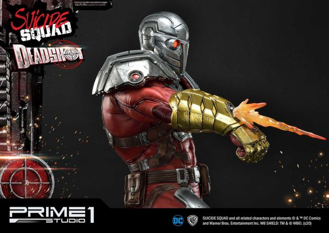 Prime 1 Studio - Batman - Deadshot - 68