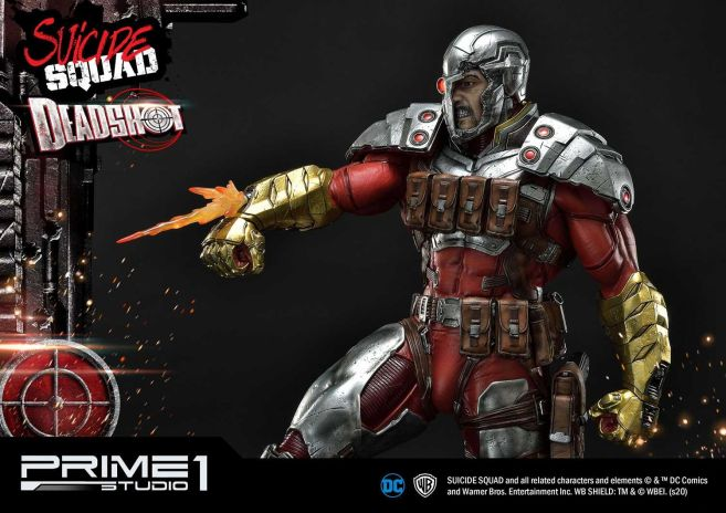 Prime 1 Studio - Batman - Deadshot - 70