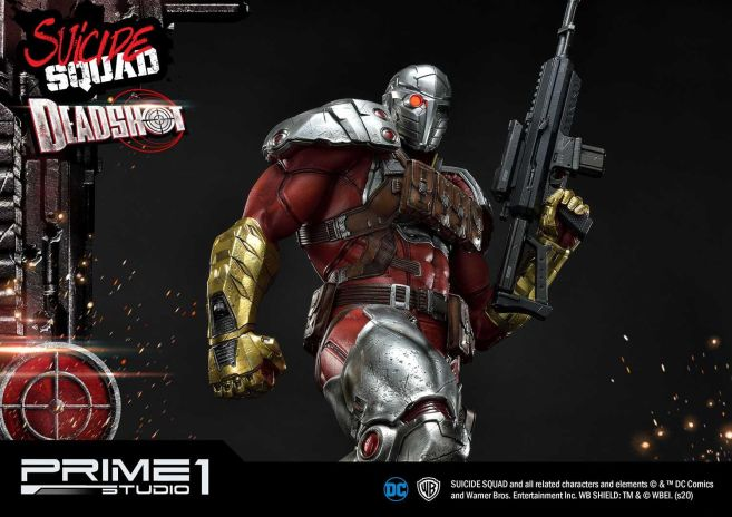 Prime 1 Studio - Batman - Deadshot - 74
