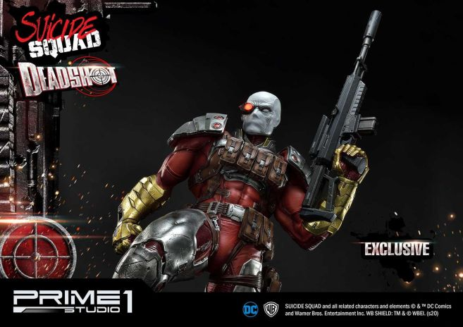Prime 1 Studio - Batman - Deadshot - 94
