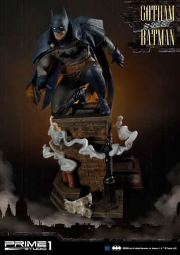 Prime 1 Studio - DC Comics - Gotham by Gaslight - Blue Ver - 15