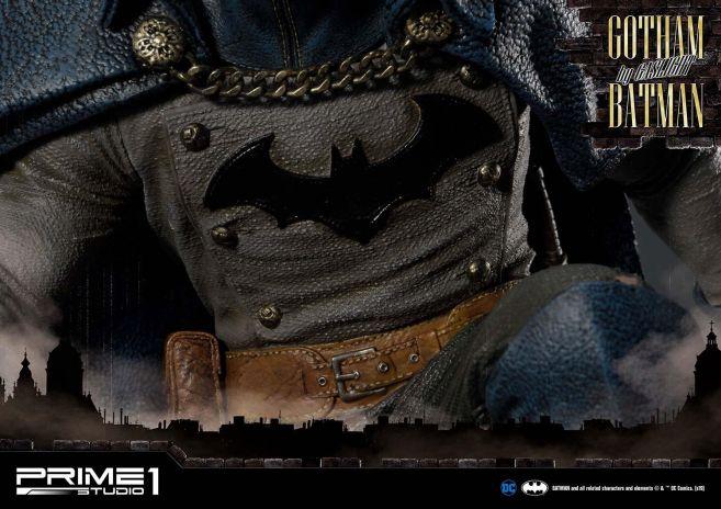 Prime 1 Studio - DC Comics - Gotham by Gaslight - Blue Ver - 46