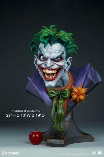Sideshow - DC - Joker Life Size Bust - 01
