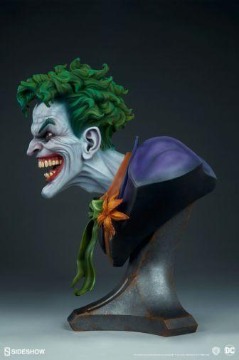 Sideshow - DC - Joker Life Size Bust - 03