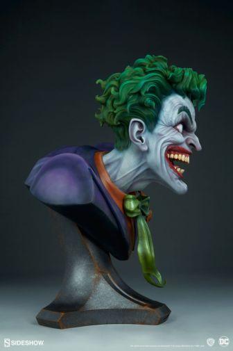 Sideshow - DC - Joker Life Size Bust - 07