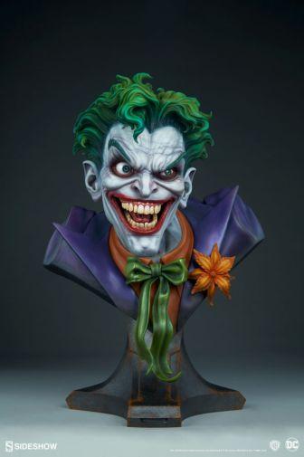 Sideshow - DC - Joker Life Size Bust - 09