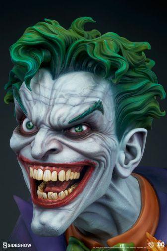 Sideshow - DC - Joker Life Size Bust - 12