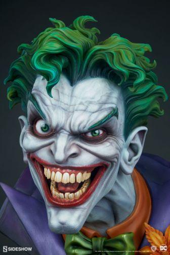 Sideshow - DC - Joker Life Size Bust - 13