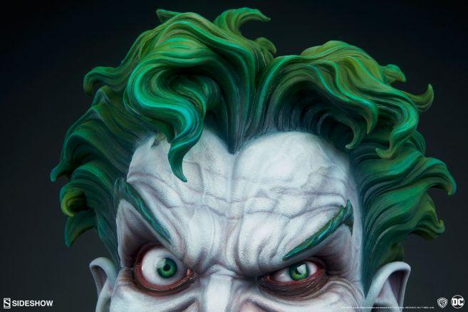 Sideshow - DC - Joker Life Size Bust - 15