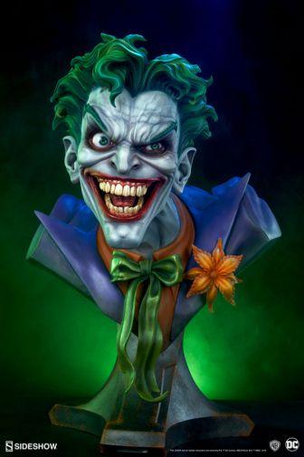 Sideshow - DC - Joker Life Size Bust - 20