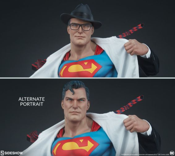 Sideshow - Superman - Call to Action Premium Format Figure - 29
