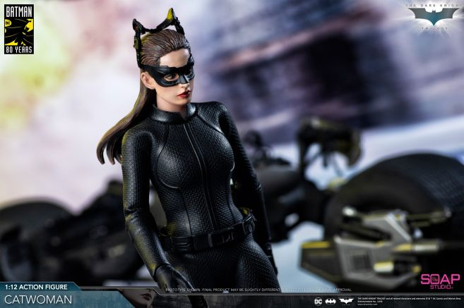 Soap Studio - The Dark Knight - Catwoman - Deluxe Edition - 02