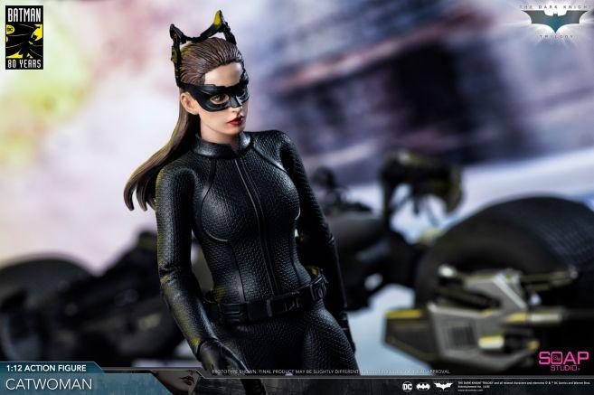 Soap Studio - The Dark Knight - Catwoman - Deluxe Edition - 02