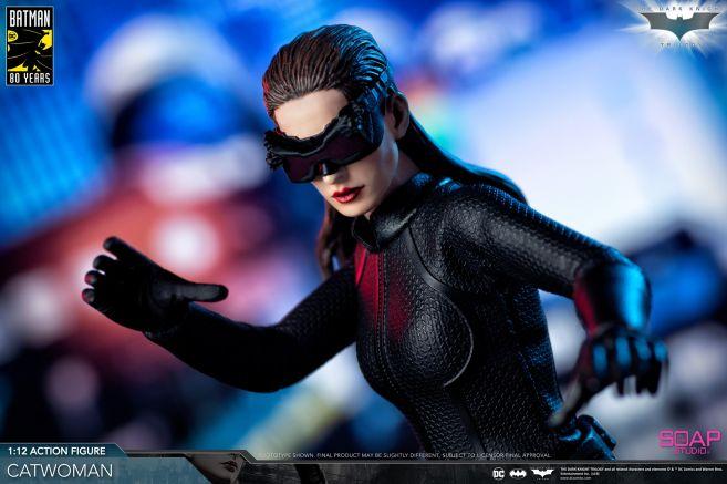 Soap Studio - The Dark Knight - Catwoman - Deluxe Edition - 03