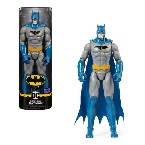 Spin Master - DC - 12-inch - Batman Blue Suit Action Figure - 01