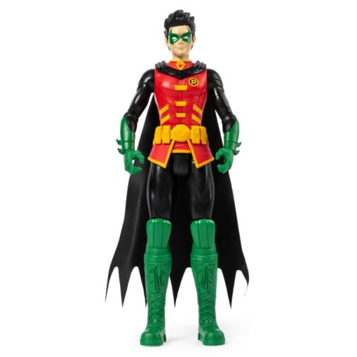 Spin Master - DC - 12-inch - Batman Robin Action Figure - 01