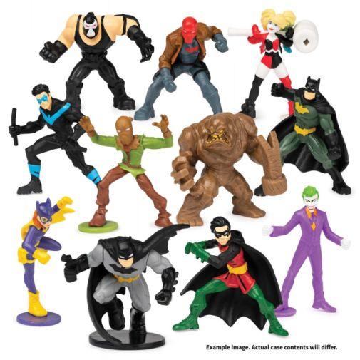 Spin Master - DC - 2-inch - Batman Mini-Figure Random Figure - 06