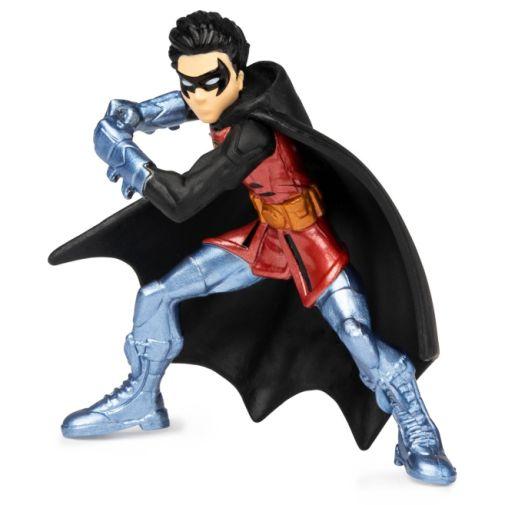 Spin Master - DC - 2-inch - Batman Mini-Figure Random Figure - 16