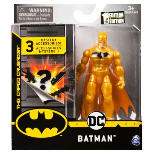 Spin Master - DC - Batman 4-Inch Chase Action Figure - 02