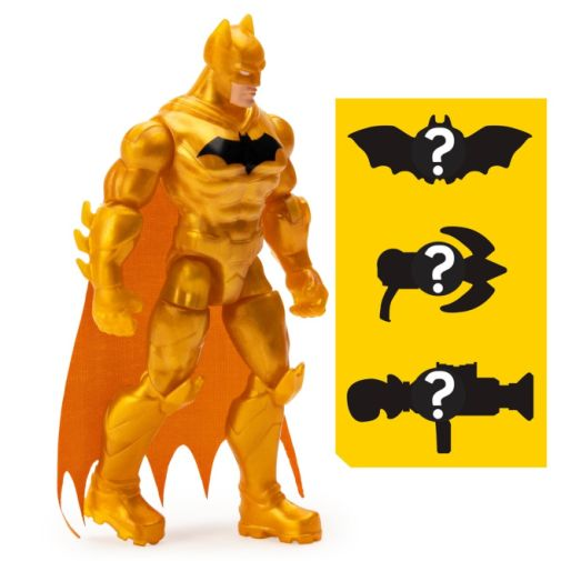 Spin Master - DC - Batman 4-Inch Chase Action Figure - 04