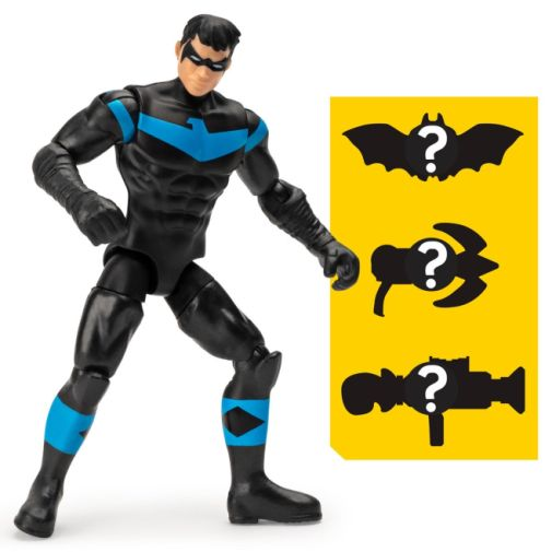 Spin Master - DC - Nightwing 4-Inch Action Figure - 03