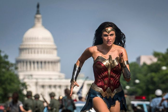Wonder Woman 1984 - USA Today Preview - 02