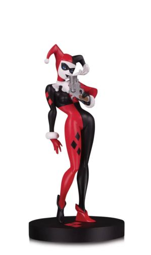 DC Collectibles - October 2020 - DC Designer Series - Harley Quinn by Bruce Timm mini statue - 01